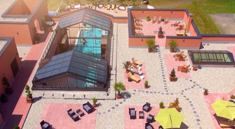Tv-Spot Saarland Therme