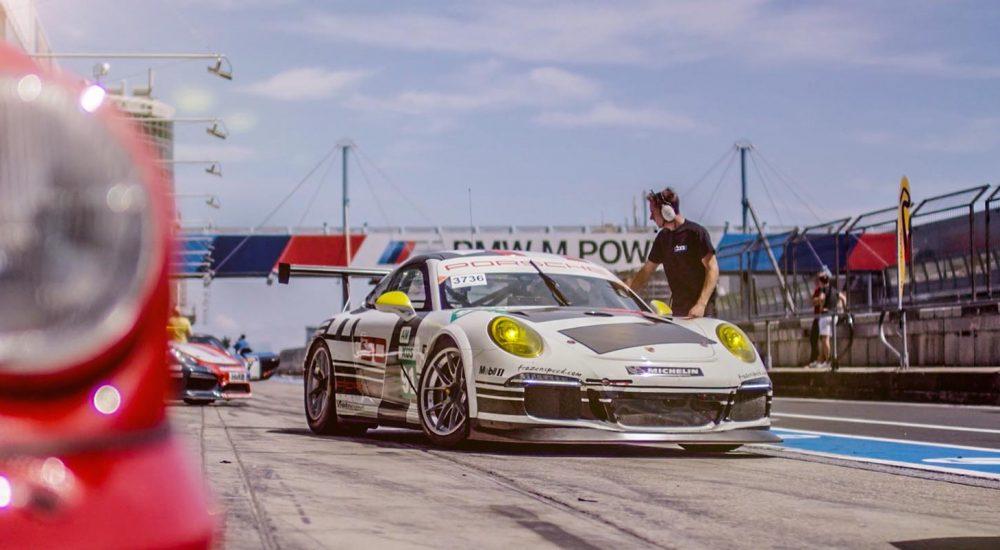 Porsche Track Day Nürburgring Eventfilm