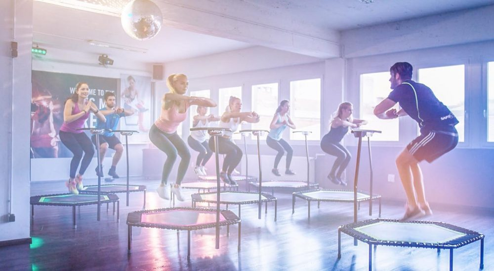 Cleverfit Saarbrücken Fitnessfilm